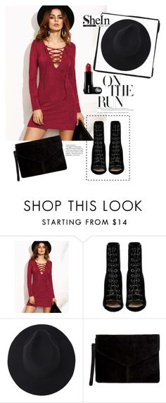 """Untitled #121"" by soniapan97 ❤ liked on Polyvore featuring Barbara Bui and Miss Selfridge"
