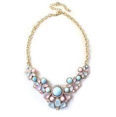 88a52d0f99c0 Bohemian Bib Choker Necklace Chain Necklaces