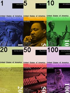 Beginning With Liberty - Alternative designs for U.S. currency - Pictures - CBS News