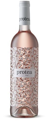 portea Rosé #wine #packaging                                                                                                                                                      Más