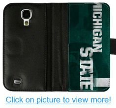 Accurate Store NCAA's Division I-A Michigan State Spartans logo Samsung Galaxy S4 Leather Case Cover #Accurate #Store #NCAAs #Division #I_A #Michigan #State #Spartans #logo #Samsung #Galaxy #S4 #Leather #Case #Cover