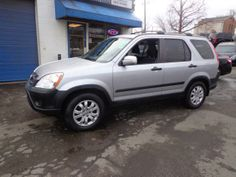 Check out this 2005 Honda CR-V EX Only 92k miles. Guaranteed Credit Approval or the vehicle is free!!! Call us: (203) 730-9296 for an EZ Approval.$11,995.00.