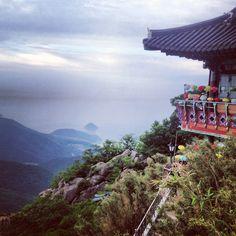 Namhae island, South Korea