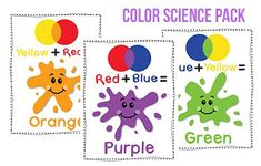Great Collection of Free Printable Charts. This site has Colors, Shapes, Numbers. Preschool Charts, Preschool Color Activities, Classroom Charts, Free Preschool, Preschool Science, Science For Kids, Numbers For Preschool, Preschool Printables Free Worksheets, Preschool Color Theme