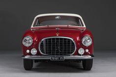 Ferrari 250 Europa Coupe cars Pininfarina 1953