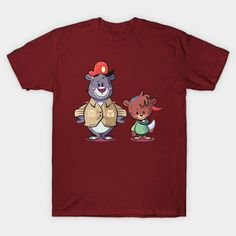 Aviation Buds T-Shirt - TaleSpin T-Shirt is $13 today at TeePublic!