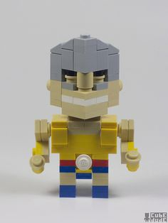 """CubeDude Rocky Gibraltar from """"Toy Story"""" (1995)"""
