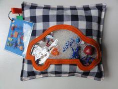 I spy bag/ zoekzak het leukste speelgoed voor op de by HELDopEtsy