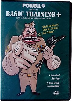 Powell Classic Basic Training Dvd Skate Dvds >>> Check out the image by visiting the link.(This is an Amazon affiliate link and I receive a commission for the sales)