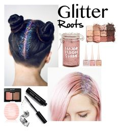 """""""Glitter Roots"""" by sheetal2002 ❤ liked on Polyvore featuring beauty, Torrid, Bobbi Brown Cosmetics, Christian Louboutin, tarte, Charlotte Russe and Eos"""