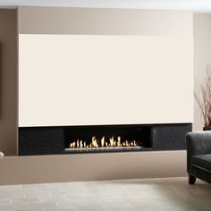The Gazco Studio 3 Edge gas fire is perfect for anyone looking to create a fantastic impact.