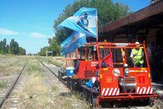 Travesía ferroviaria y solidaria pasará por La Pampa