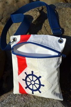 Sail+Anew+Hipster+Bag+by+toteswithatwist+on+Etsy,+$40.00