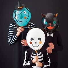 Terrorífica fiesta de Halloween para niños