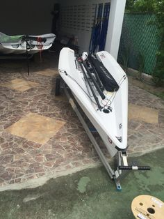 RS AERO, best true high performance single handed dinghy