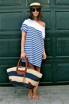 Stripes and stripes #summer