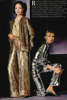 Yves Saint Laurent 1970                                                                                                                                                                                 More