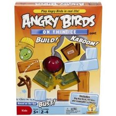 Angry Birds: On Thin Ice Game (Toy)