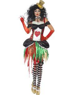 7 Deadly Sins Herzdame Halloween Damen Kostüm