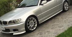 BMW E46 3 series convertible. | BMW 3 series convertible | Pinterest | Convertible, Chang'e 3 and Bmw e46