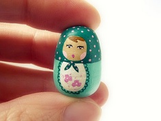 Idea para decorar huevos de pascua. - Idea for Easter Eggs Decoration.
