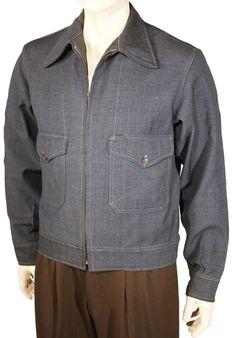 1930s Work Jacket