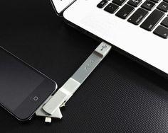 Quick Change 3-in-1 Universal Dock Adapter - $29 | The Gadget Flow