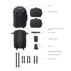 DSLR + Drone Kit — BLACK EMBER