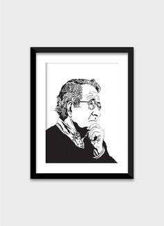 Noam Chomsky - WANT !!