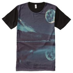 cool natural night scenes All-Over-Print T-Shirt - tap, personalize, buy right now! Night Scenes, Winter T Shirts, Shirt Style, Cool Stuff, Stuff To Buy, Your Style, Shirt Designs, Natural, Mens Tops