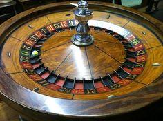 Antique Roulette Wheel