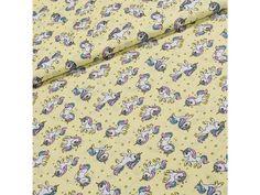 Bavlněné plátno dětské 203000/D0637 jednorožci na žluté, š.140cm (látka v metráži) | TextilCentrum.cz Quilts, Blanket, Scrappy Quilts, Comforters, Quilt Sets, Kilts, Rug, Blankets, Patchwork Quilting