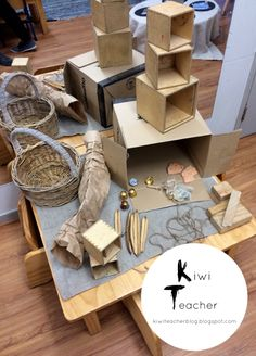 Kiwi Teacher: Pipi Whanau (Infant and Toddler classroom)