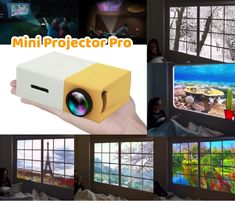 urn a tiny room into a theater!🎬 ⭐️MINI PORTABLE PROJECTOR PRO⭐️ Add enjoyable times into your everyday life by being able to watch movies on full screen right in front of your bed or even on the ceiling!🎬🍿 #projector #portableprojector #watchmovies #fullscreen Portable Projector, Digital Trends, Urn, Movies To Watch, Special Gifts, Theater, Ceiling, Times, Room
