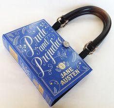 88 Best Novel Creations - Book Cover Handbags