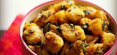Hing Jeera Aloo Recipe Image