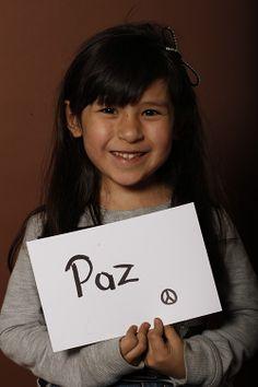 Peace, Alba Garza, Estudiante, UANL, San Nicolás de los Garza, México