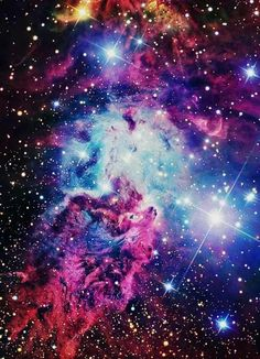 Wow. I thought of a unicorn at first glance. Always finding some kind of resemblance in galaxy pictures especially.