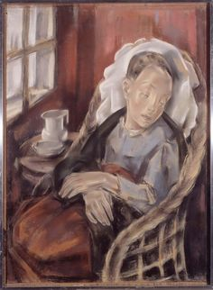 Blanchard (María Gutiérrez-Cueto Blanchard) - La convalescente (La ...