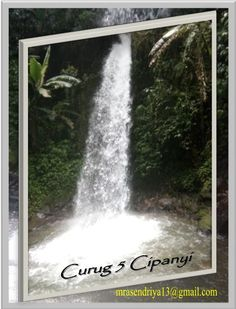 Curug Cipanyi level 5