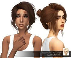 Maysims 48: Solids at Miss Paraply • Sims 4 Updates