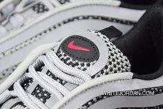 promo code 30997 eaa8c Nike Air Max 97 Ultra 17 Silver Bullet 917704-002 Mens Running Shoes  Metallic Silver