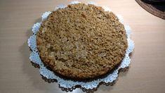 Es una torta súper rica y fácil de hacer. Es muy nutritiva para días de frío. Puede hacer combinando distintos frutos secos también. Muffin, Breakfast, Cake, Desserts, Pecan Pies, Walnut Recipes, Cake Mix Cobbler, Limeade Recipe, Meals