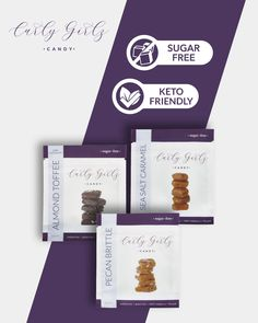 Low Carb Candy, Keto Candy, Keto Desserts, Keto Recipes, Almond Toffee, Sugar Free Candy, Perfect Chocolate Chip Cookies, Diabetic Friendly, Stay Focused