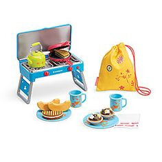 American Girl® Accessories: Camp Treats Set