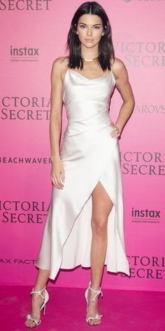 15 Jaw-Dropping Looks from the Victoria's Secret Fashion Show After-Party - Kendall Jenner from InStyle.com