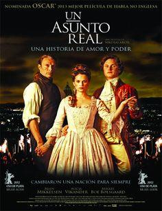Poster de A Royal Affair (Un asunto real)