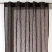 Eden Concealed Sheer Tab Curtains With Blinds Blinds For