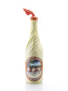 Quarta Runa, birra artigianale doppio malto all pesca di Volpedo. Fantastica !
