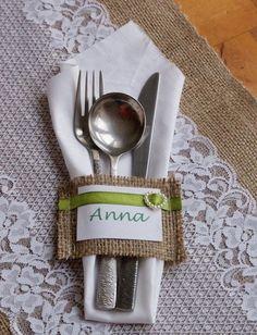 Risultati immagini per idee segnaposto matrimonio fai da te pinterest